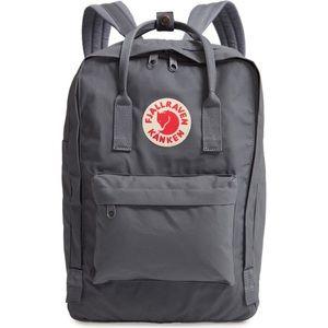 FJALLRAVEN Kånken 15-Inch Laptop Backpack